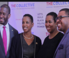 "Tonight at 6:00 p.m. EST / 3:00 p.m. PST, The Collective will host the 2020 ""Black Men Voting Forum"","