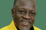 Tanzania's President John Magufuli has won re-election with a landslide victory