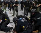 At least 950 instances of police brutality against civilians and journalists during anti-racism protests have occurred in the pa