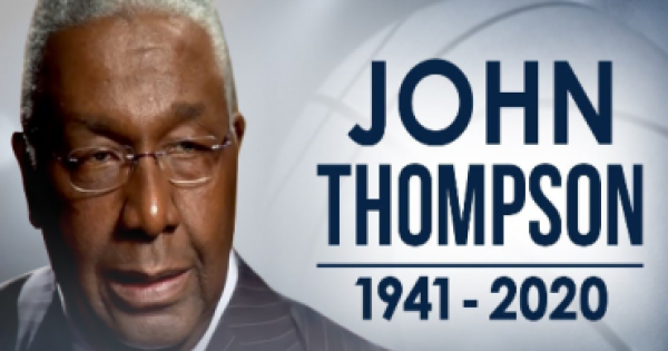 John Thompson's legacy will always live on