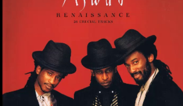 In the following selection, we look back at a classic 1988 live concert by Reggae band Aswad.