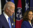 Biden-Harris ticket