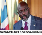 Liberia Rape National Emergency