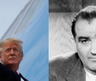 "one ""puzzling"" thing about McCarthy and Trump is that once in power, neither man ""was capable of modifying his behavior."""