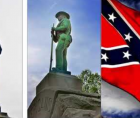 As long as Confederate iconography remains on public lands, our country's dehumanization of Black people prevails.