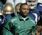 Tyrone Willingham. Who was the first Black coach in major-college football to get a second chance as a head coach
