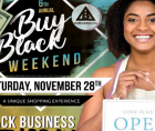 Small Business Saturday has been around forever, the shopping event, which falls between Black Friday and Cyber Monday,