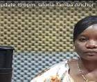 Liberian authorities should credibly investigate the threats received by journalist Gloria Tamba and ensure her safety,