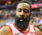 The Rockets have sent James Harden to the Nets in a blockbuster four-team trade