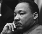 one of the nation's greatest patriots, Dr. Martin Luther King
