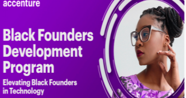 Accenture Black Founders Program