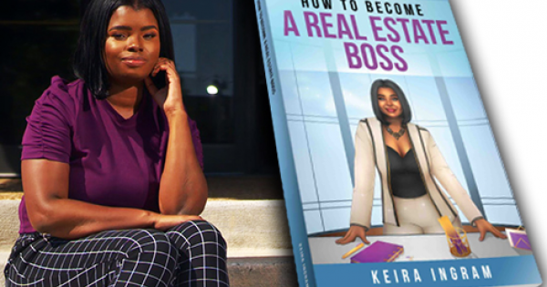 Keira Ingram demonstrates ways to become a successful real estate professional, step-by-step.