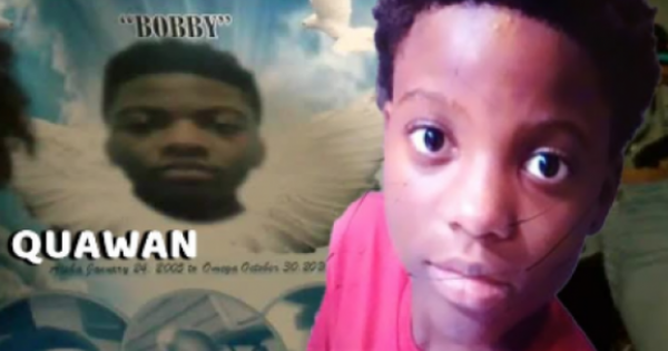 "None of us are safe from racist violence—especially, Black children like Quawan ""Bobby"" Charles."
