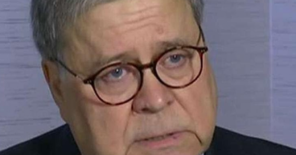 Attorney General William Barr said the Justice Department did not uncover so-called voting fraud