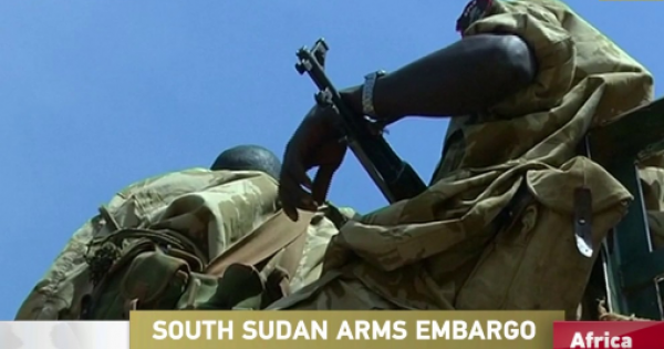 The United Nations Security Council (UNSC) must maintain the arms embargo on South Sudan