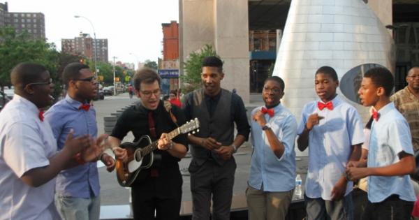 Gospel For Teens program of the MAMA Foundation for the Arts