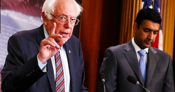SEN. SANDERS, REP. KHANNA UNVEIL EMERGENCY LEGISLATION TO ...